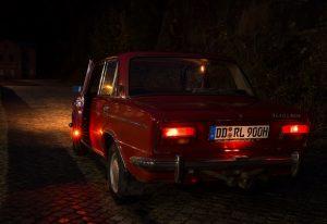 Rostlaube Dresden Lada 1500 mieten