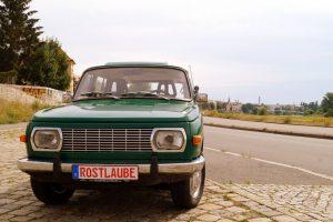 Rostlaube Dresden Wartburg 353 mieten