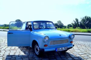Trabant 601 himmelblau